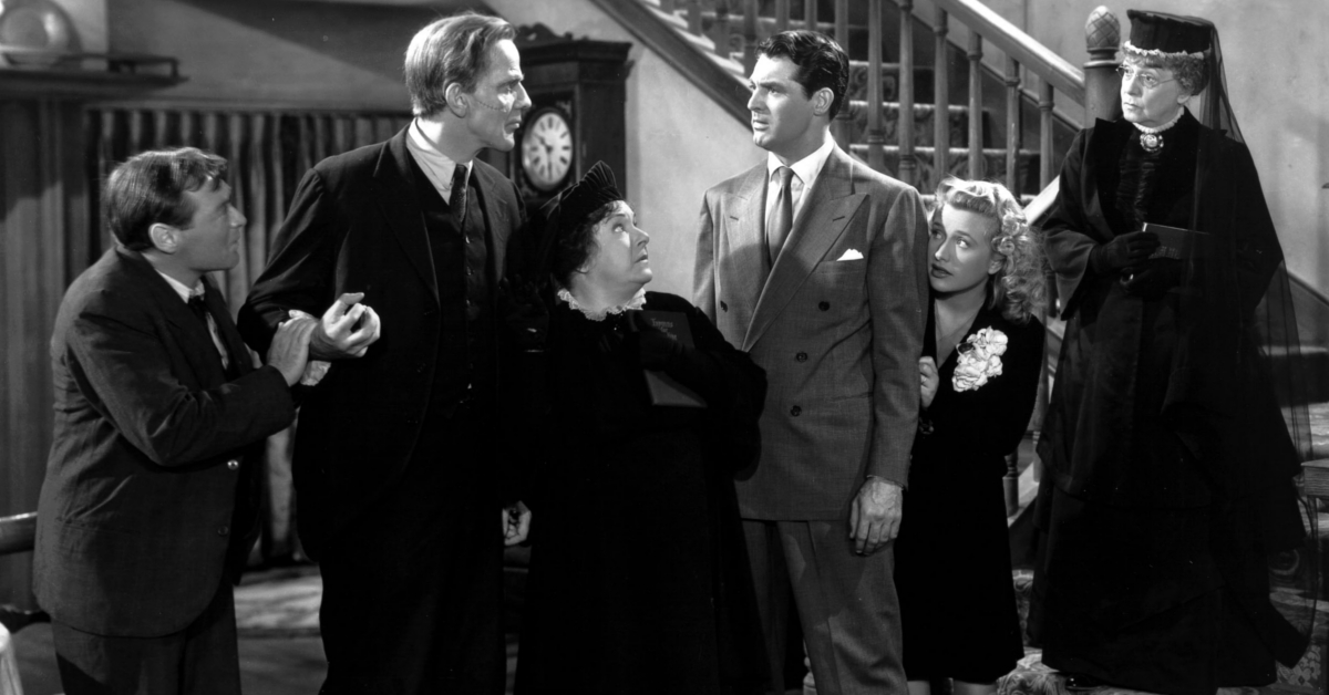 arsenic and old lace movie download